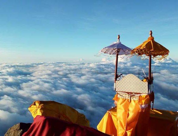 Mount Agung Trekking via Pasar Agung