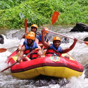 Mount Batur White water rafting